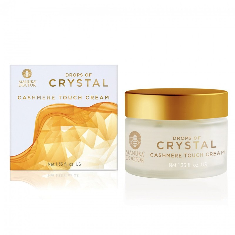 Značky - Drops of Crystal Cashmere Touch Cream 40ml