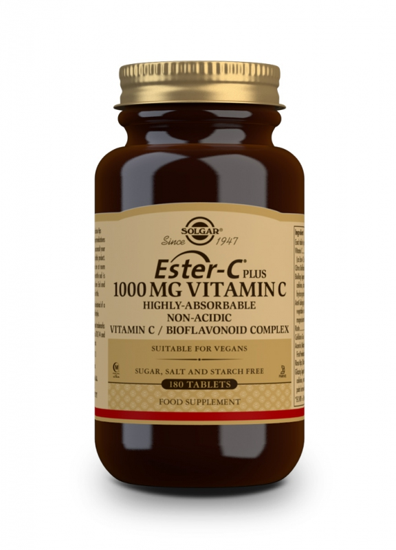 Značky - Solgar Ester-C Plus 1000 mg tbl. 180