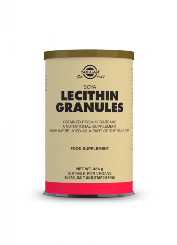 Značky - Solgar Granulovaný lecitin 454 g