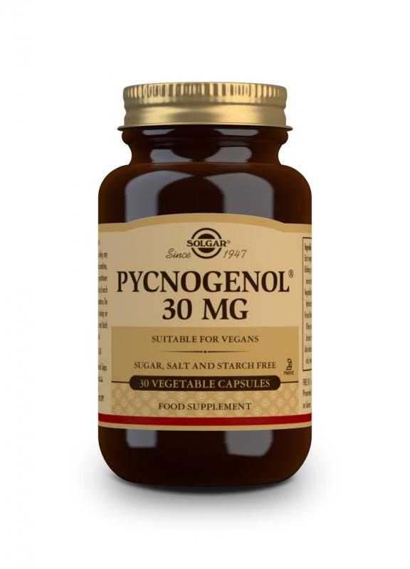 Značky - Solgar Pycnogenol 30mg cps. 30