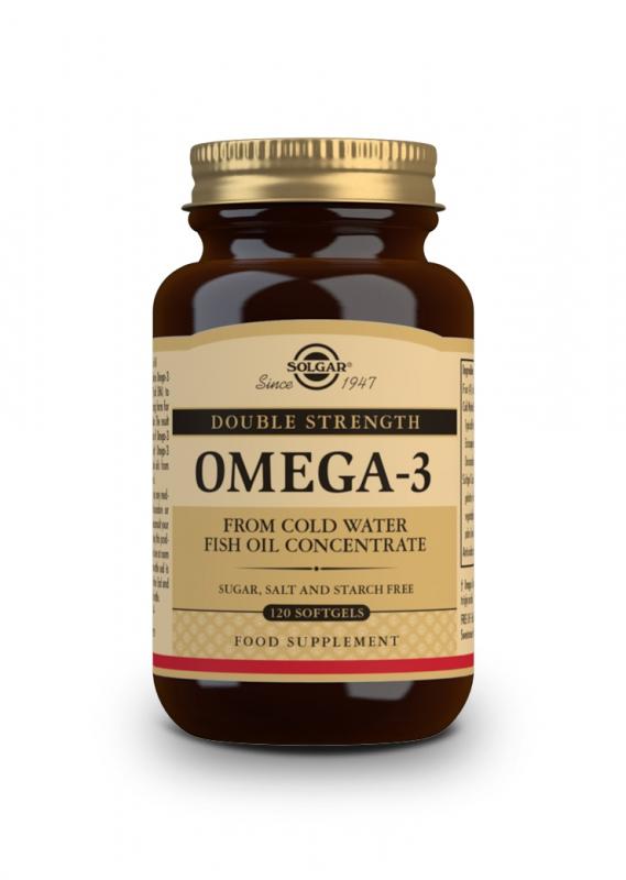 Značky - Solgar Omega-3 700 cps. 120