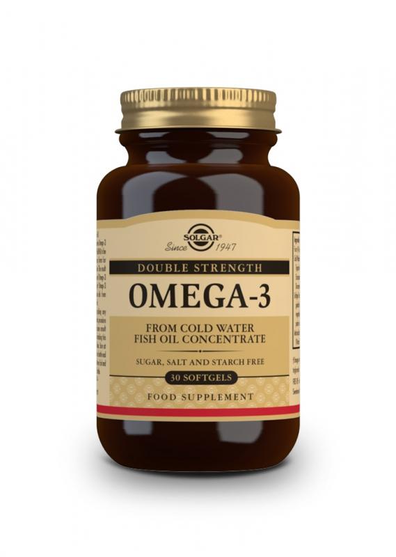 Značky - Solgar Omega-3 700 cps. 30