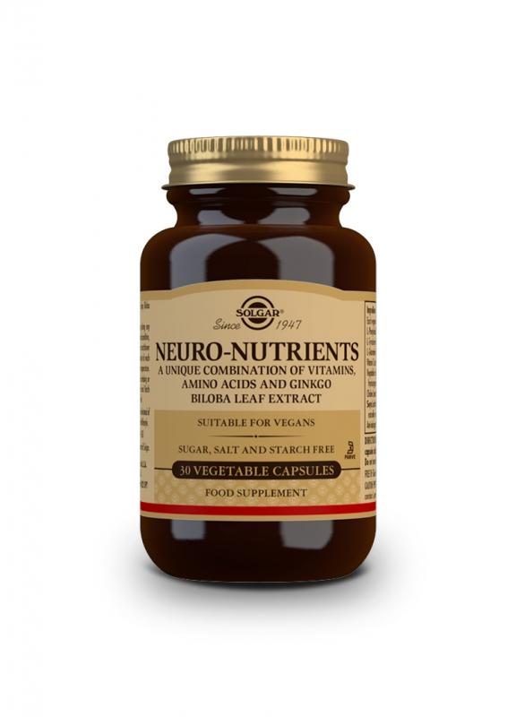 Značky - Solgar Mozkové nutrienty cps. 30