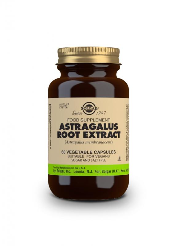 Značky - Solgar Astragalus cps. 60