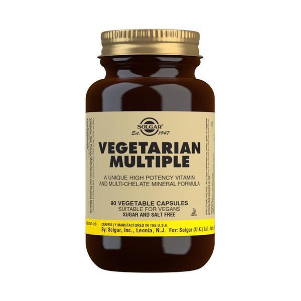 Značky - Solgar Multivitamín pro vegetariány cps. 90