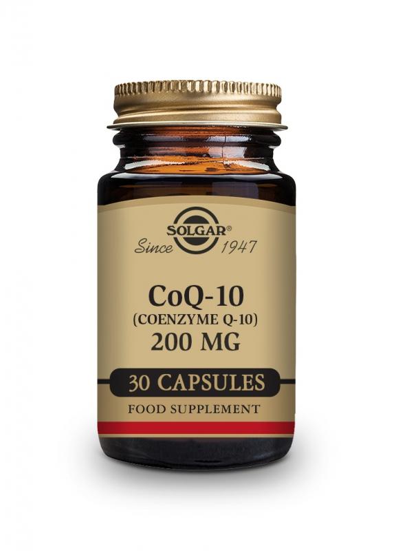Značky - Solgar Koenzym Q-10 200 mg 30 cps