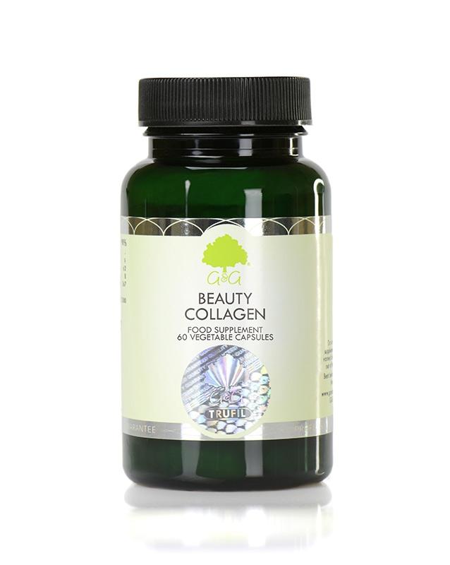 Značky - G&G Vitamins - BEAUTY COLLAGEN 60 cps