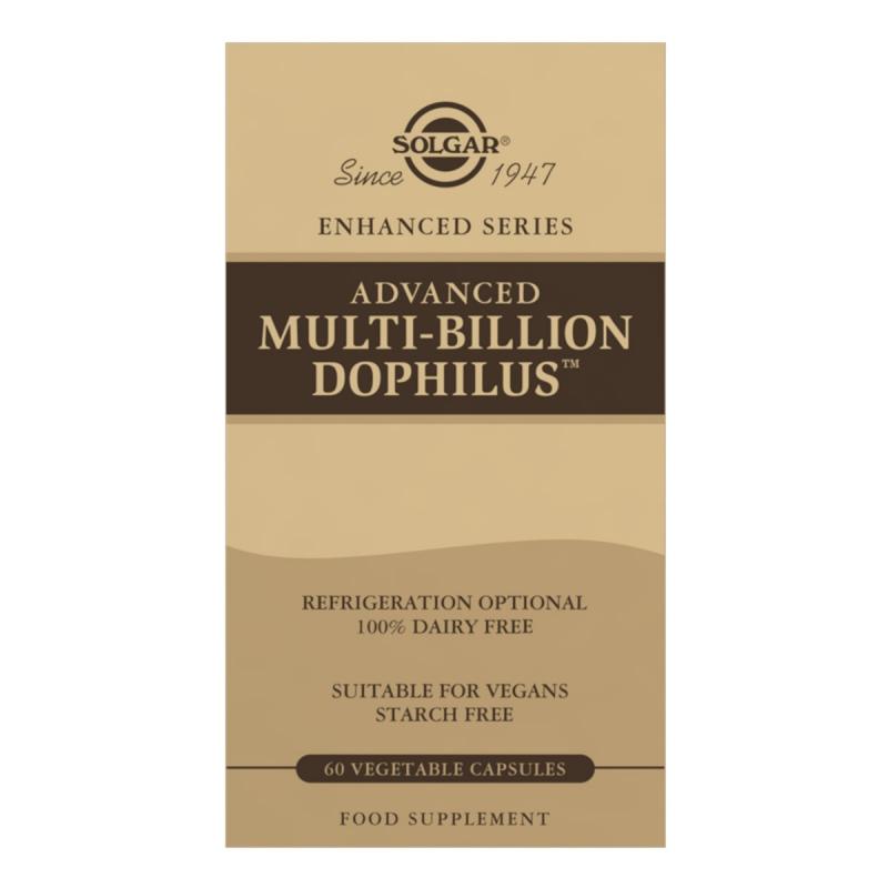 Značky - Solgar Zdokonalený multi miliardový acidophilus cps. 60