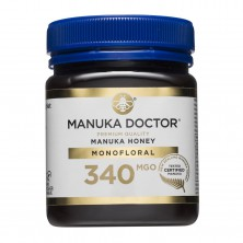 Manukový med MGO 340 - 250 g