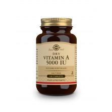 Solgar Vitamin A 5000 IU tbl. 100