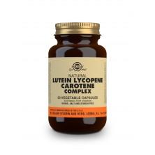 Solgar Lutein Lykopen Karoten komplex cps. 30