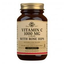 Solgar Vitamín C 1000 mg se šípkem tbl. 100