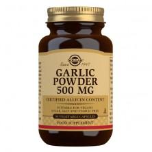 Solgar Česnekový prášek 500 mg cps. 90