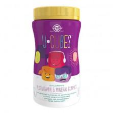 Solgar U-Cubes – dětský, vitamínový gumídci 60 ks
