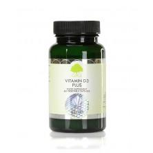 G&G Vitamins - VITAMIN D3 PLUS 60 cps