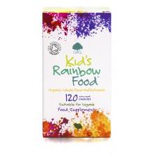 G&G Vitamins - Bio ORGANIC KID'S RAINBOW FOOD 120 cps